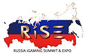 400 x 250 px RiSE (Russia iGaming Summit
