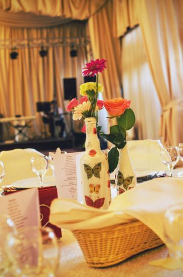 Restaurant Rex | Aranjament Floral