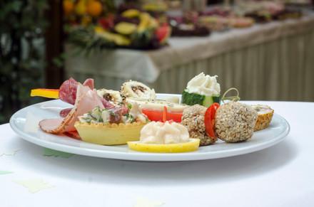 Restaurant Rex   Aperitiv Nunta Craiova