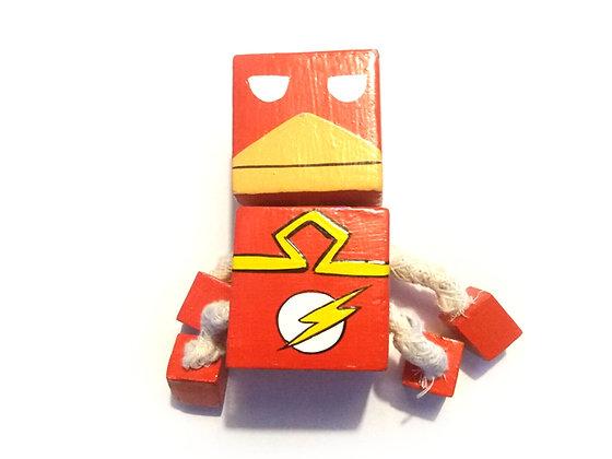 The Flash Block Hero