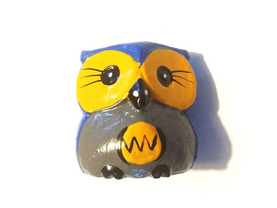 Wooden Super Owl