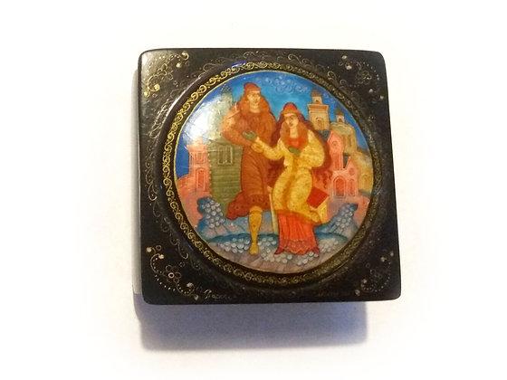 Russian Laquer Box