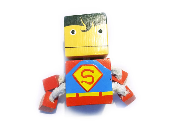Superman Block Hero