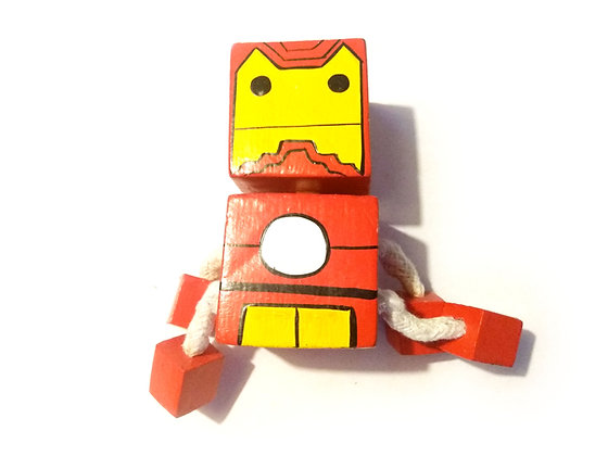Iron Man Block Hero