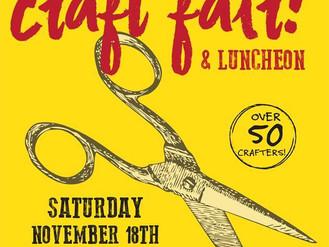 Orleans Elementary School's 36th Annual Craft Fair & Luncheon