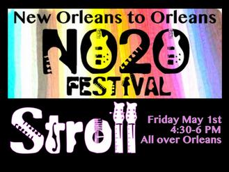 NO2O Festival Stroll