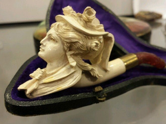 A Concise Explanation of a Meerschaum Pipe