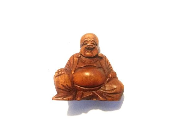 Suar Wood Buddha