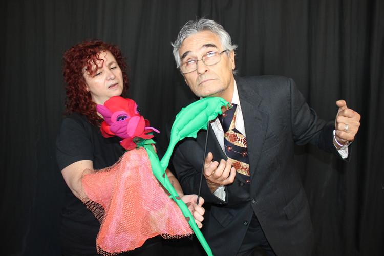 Antonio y la Rosa