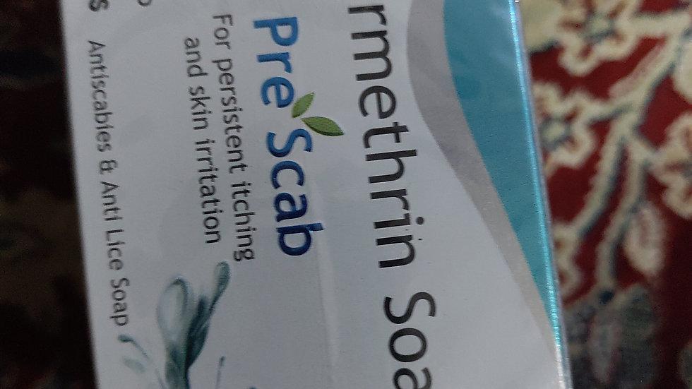 Prescab soap