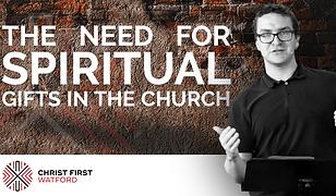 Spiritual Gifts YouTube Sermon