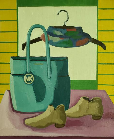 A Michael Kors Handbag