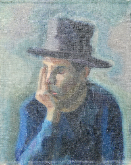 Young Man With Hat