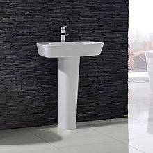 Basins, Sinks and pedestals