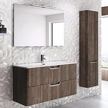 Luxury Wall Hung Bathroom Furniture