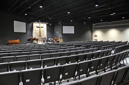 First Baptist Church Scott City - Brown Church Development Group