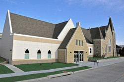 First United Methodist Church - Brown Construction, York, NE