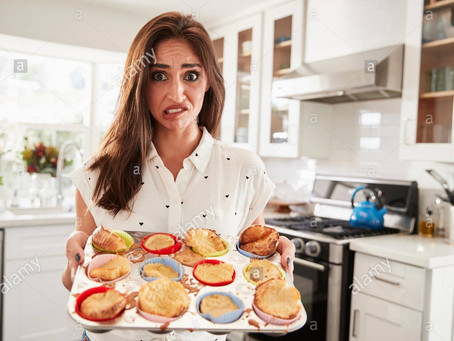 The Diary of Jenny McFluff: The Bake Off