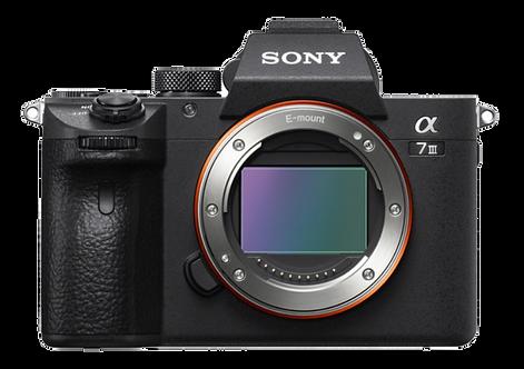 Sony a7 III - Body Only