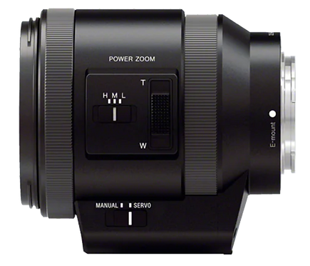 E PZ 18-200mm F3.5-6.3 OSS
