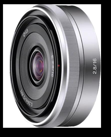 E 16 mm F2.8