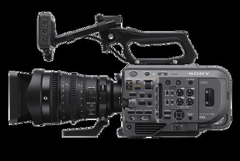 Sony XDCAM PXW-FX9