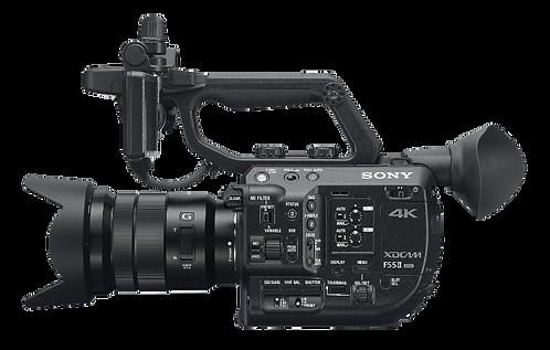 Sony XDCAM PXW-FS5 II