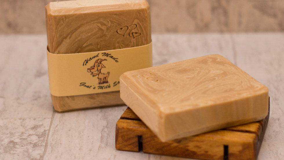 Oatmeal, Milk and Honey Goat's Milk Soap