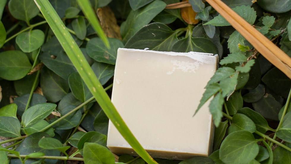 Unscented Deep Relief Soap