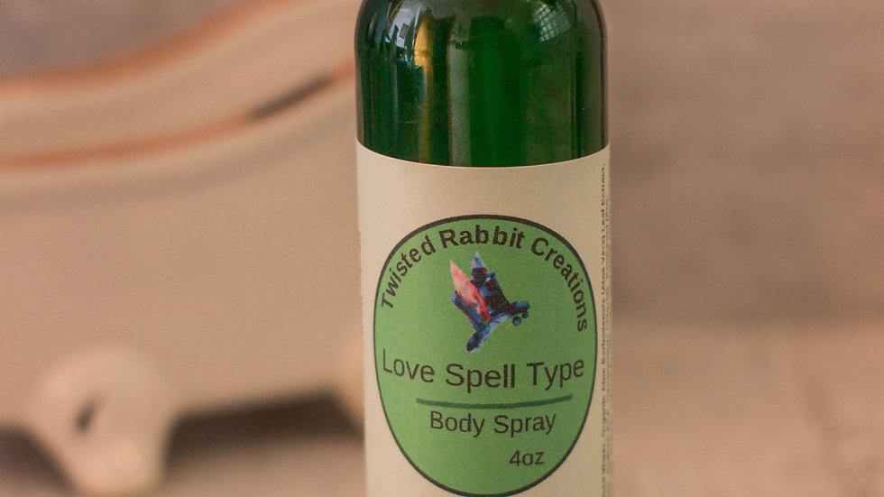 Love Spell Body Spray