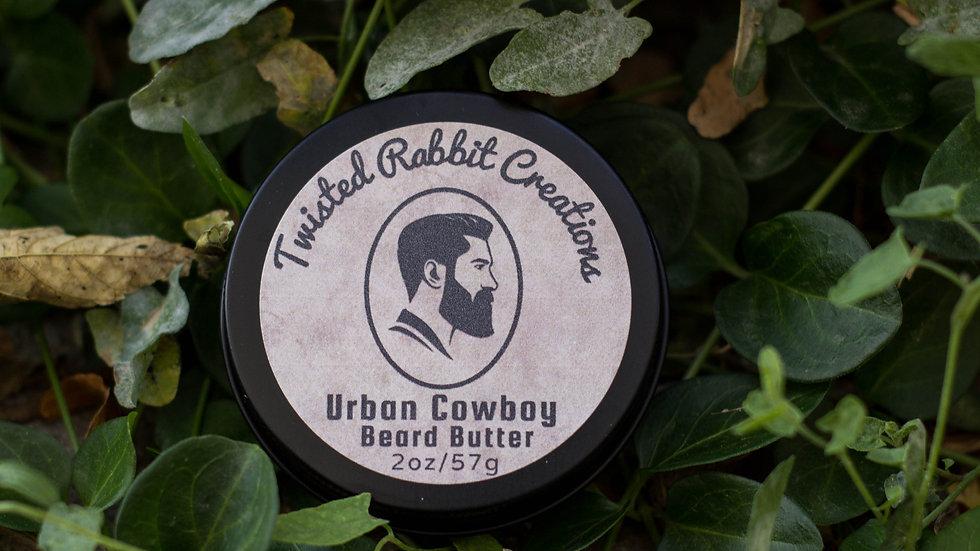 Urban Cowboy Beard Butter