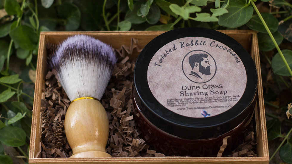 Dune Grass Shave Soap
