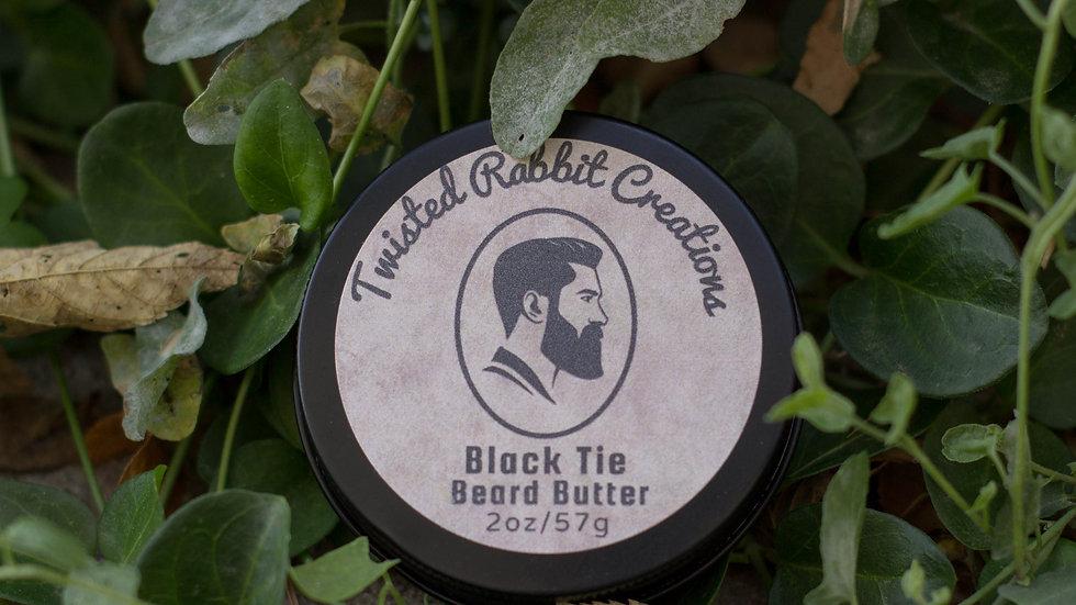 Black Tie Beard Butter