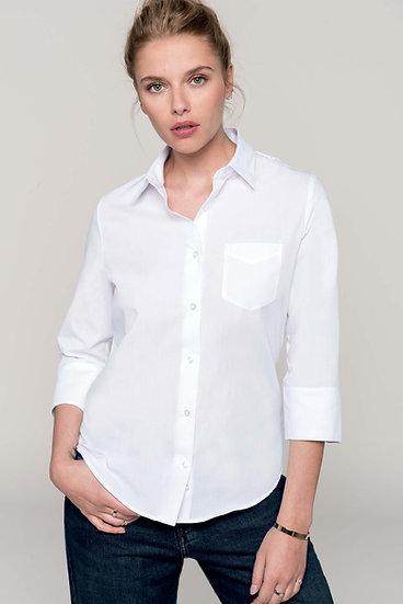 Camisa Manga Comprida Woman