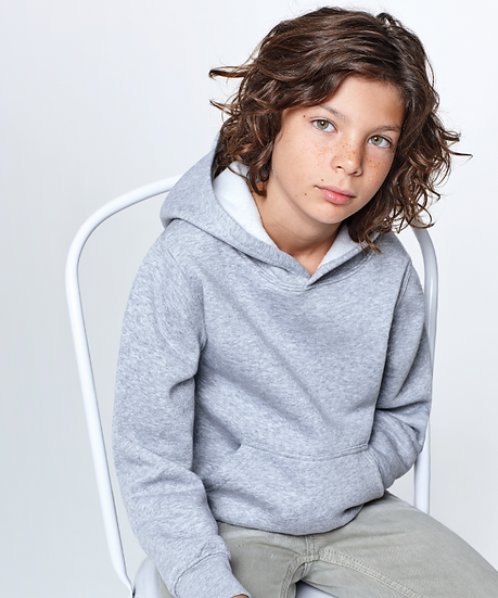 Sweat-shirt Capucha Criança