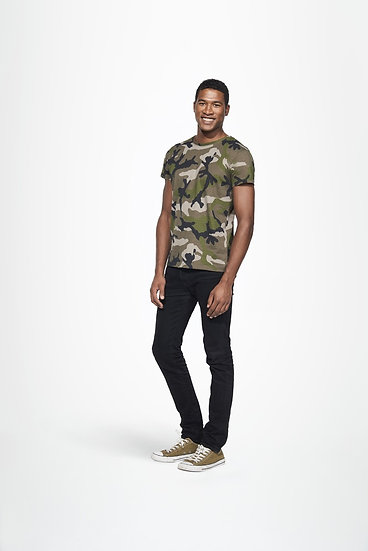 Tshirt Camo Men