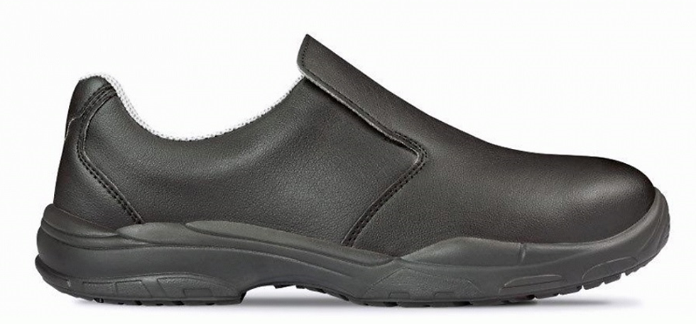 Sapato de microfibra