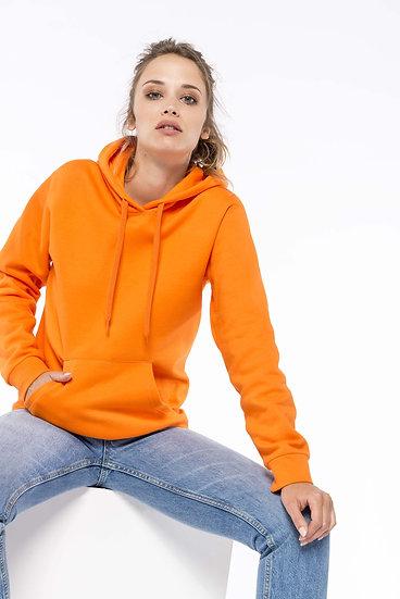 Sweatshirt Capuz Woman