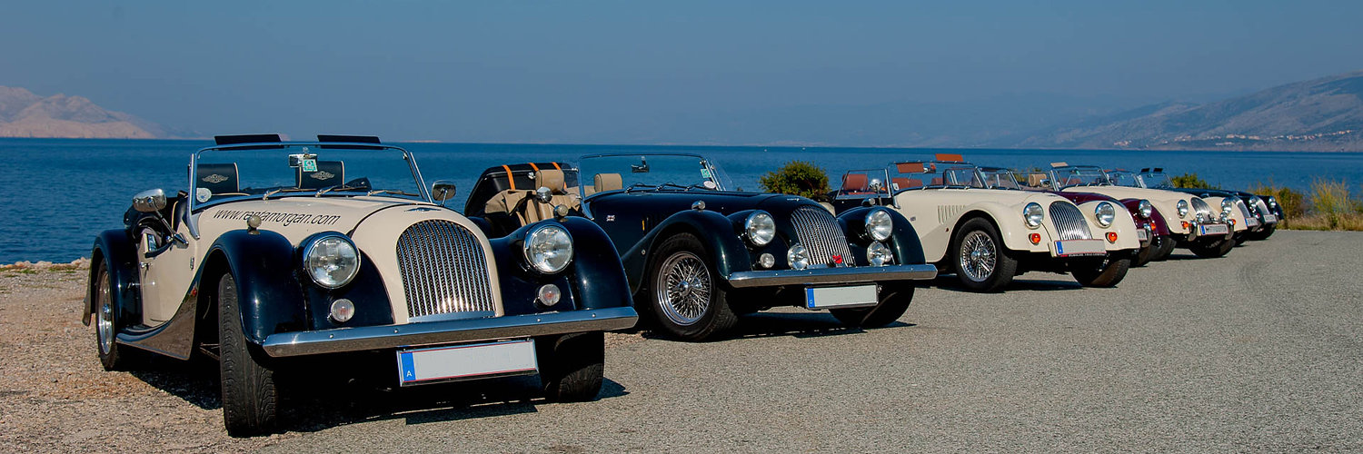 Morgan Car Croatia