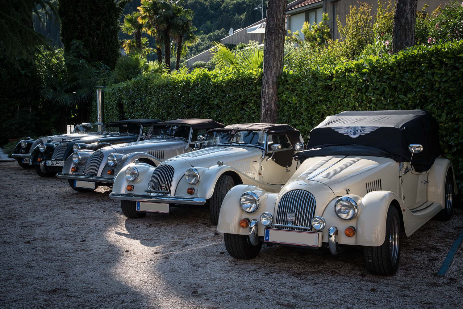 Morgan Car | Morgan on Tour 1