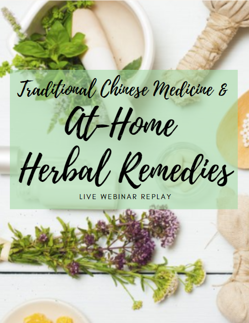 TCM & At-Home Remedies
