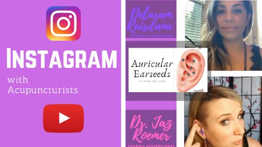 Auricular Instagram Recording