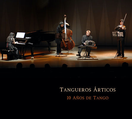 Tangueros Articos CD Cover (front) SQUAR