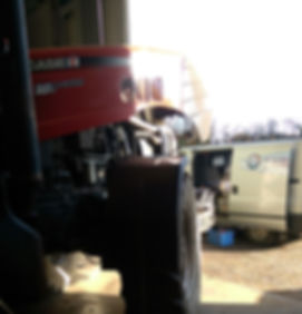 Tractor Air Conditioning Repair