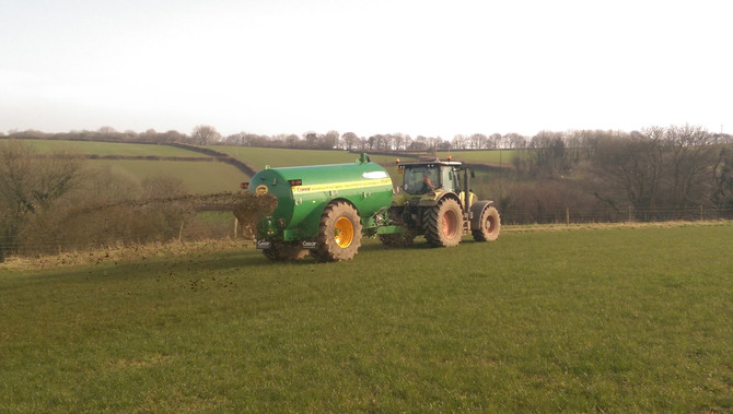 New Swivel Spouts For Slurry Tankers