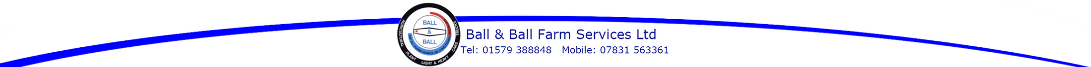Ball and Ball Farm Services