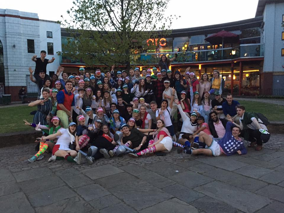 PUB GOLF OTLEY RUN 2017