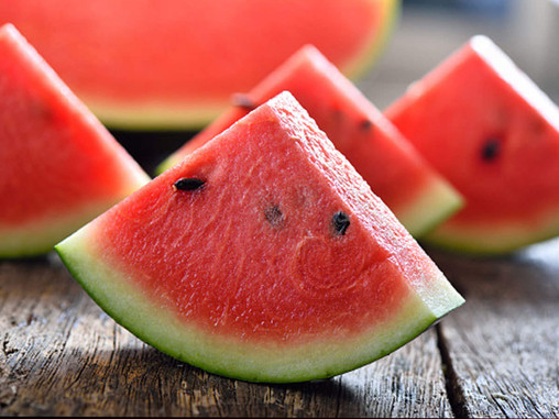 Watermelon as tasty medicine