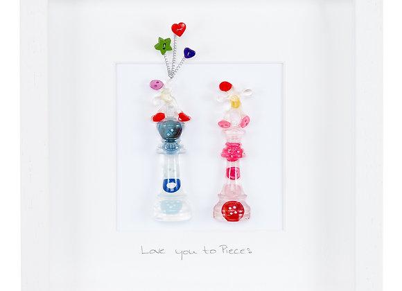 Love you to pieces Medium