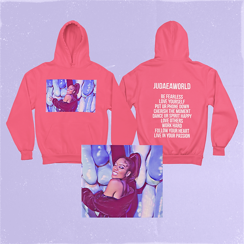 JudaeaWorld Hoodies